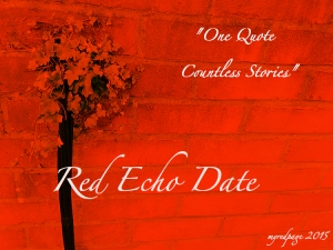 red-echo-date
