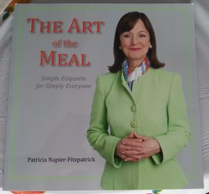 Even browsing through Patricia's book, I found it very engaging and helpful on etiquette.