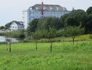 The Marie Joseph Spiritual Center in Biddeford, Maine, on Aug. 26, 2015.