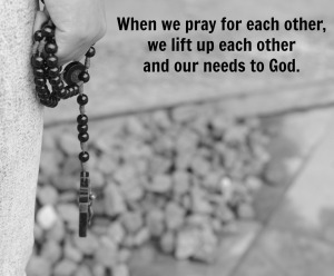 rosary words