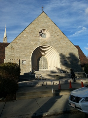St. Antoine Daveluy Parish at Corpus Christi in Auburndale, MA is the Korean parish for the Archdiocese of Boston.