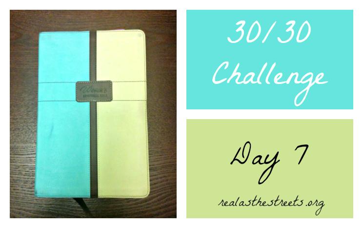 women's devotional bible #3030challenge