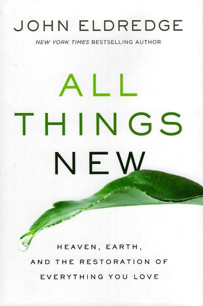 all things new cover