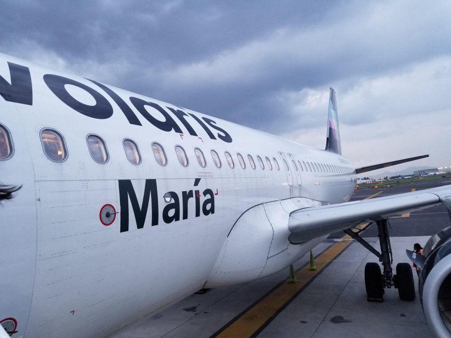 Maria plane